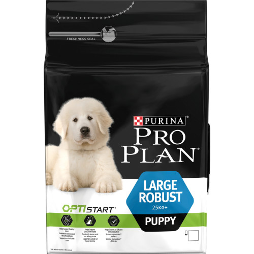 PRO PLAN OPTISTART Chicken & Rice Large Robust Puppy Food