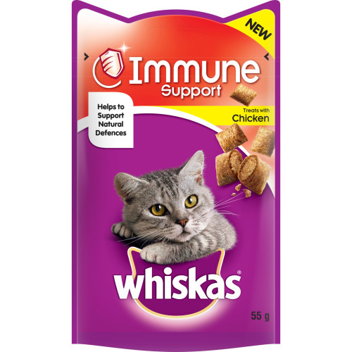 Whiskas Immune System Cat Treats