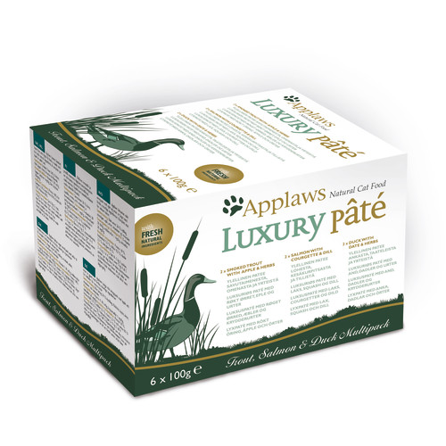 Applaws Luxury Pate Multipack Cat Food