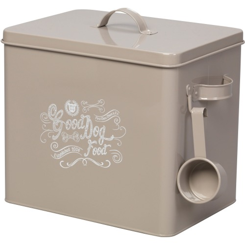 House of Paws Good Dog Food Bin with Scoop
