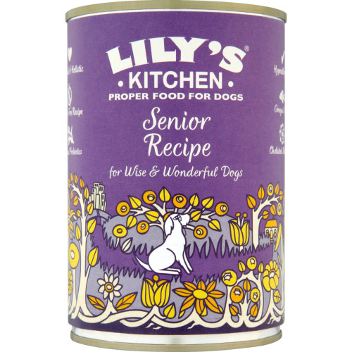 Lilys Kitchen Senior Recipe for Older Dogs