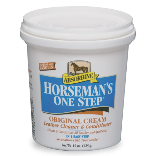 Absorbine Horsemans One Step Harness Cleaner 425g