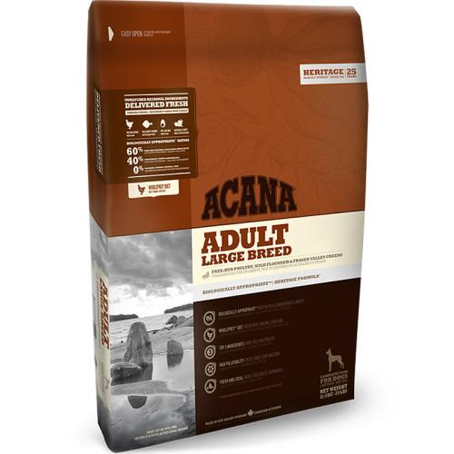 Acana Heritage Large Breed Adult Dog Food 11.4kg