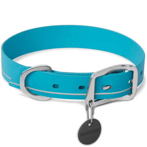 Ruffwear Blue Spring Headwater Dog Collar