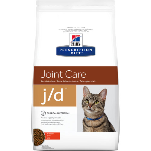 Hills Prescription Diet Feline JD 5kg x 2