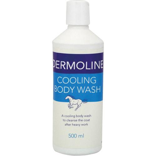 Dermoline Cooling Body Wash 500ml