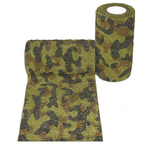 Andover Powerflex Bandages Woodland Camouflage 18 Pack
