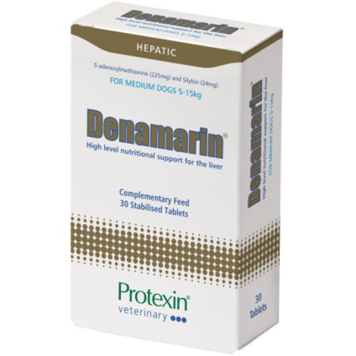 Protexin Denamarin Liver Supplement