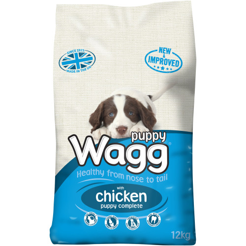 Wagg Complete Puppy