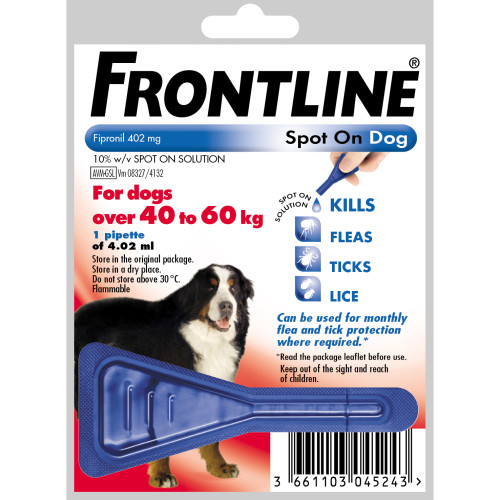 Frontline Flea Spot On Dog