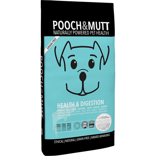 Pooch & Mutt Health & Digestion Complete Adult Dog Food