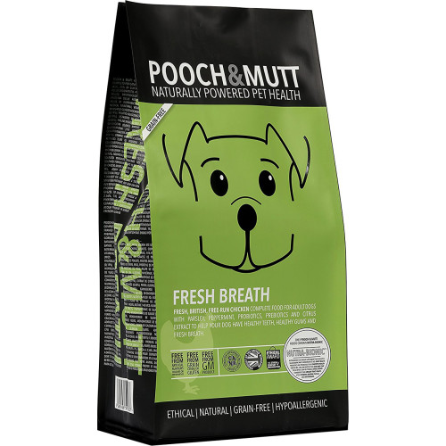 Pooch & Mutt Fresh Breath Complete Adult Dog Food