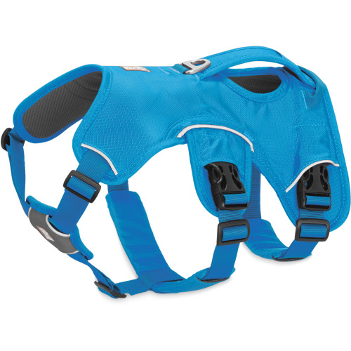 Ruffwear Webmaster Dog Harness Blue Dusk