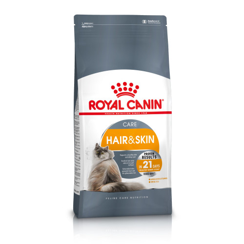 Royal Canin Care Nutrition Hair & Skin 33 Cat Food