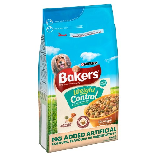 Bakers Complete Chicken Weight Control Adult Dog Food