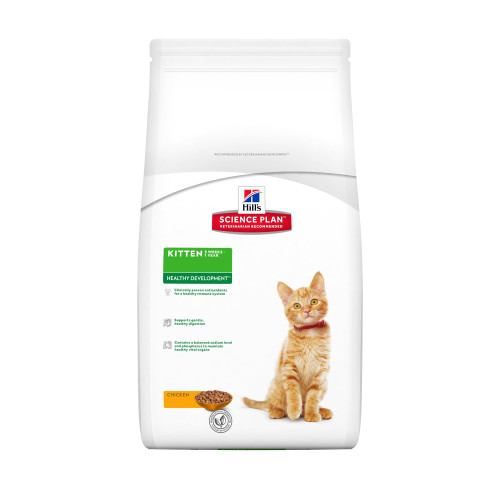 Hills Science Plan Kitten Healthy Development Chicken
