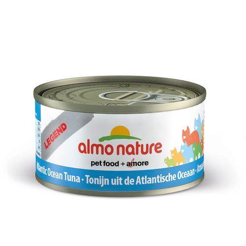 Almo Nature Legend Tins Tuna Cat Food