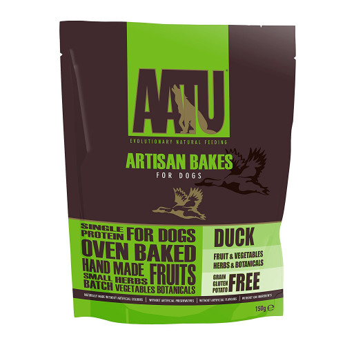 AATU Duck Artisan Bakes Dog Treats