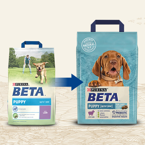 BETA Turkey & Lamb Puppy Food