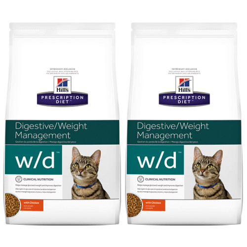 Hills Prescription Diet Feline WD