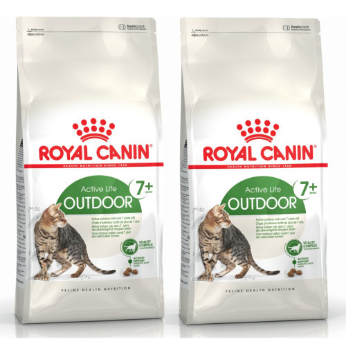 Royal Canin Health Nutrition Outdoor +7 Cat Food