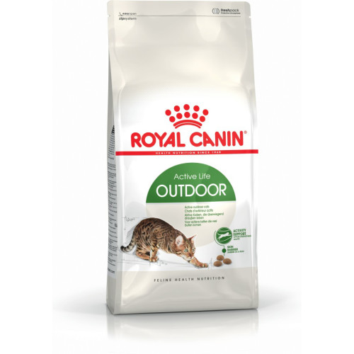 Royal Canin Health Nutrition Outdoor 30 Cat Food