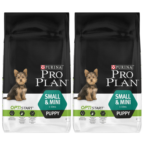PRO PLAN OPTISTART Chicken Small & Mini Puppy Food