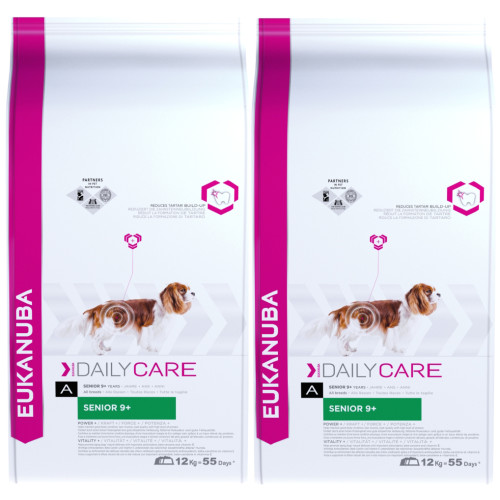 Eukanuba Daily Care Senior 9+ Dog Food