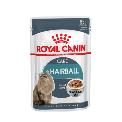 Royal Canin Health Nutrition Hairball Care in Gravy