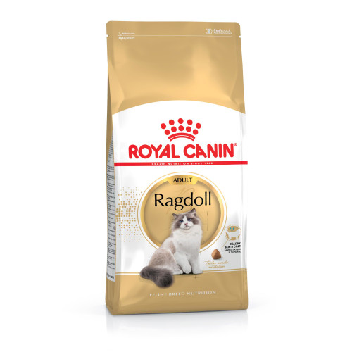 Royal Canin Breed Nutrition Ragdoll Adult Cat Food