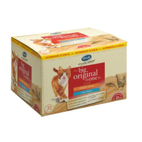 HiLife Its Only Natural Original Selection in Jelly Adult Cat Food