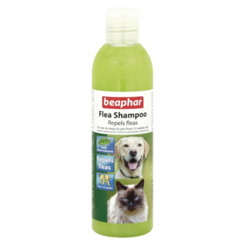 Beaphar Flea Repellent Shampoo for Cats & Dogs