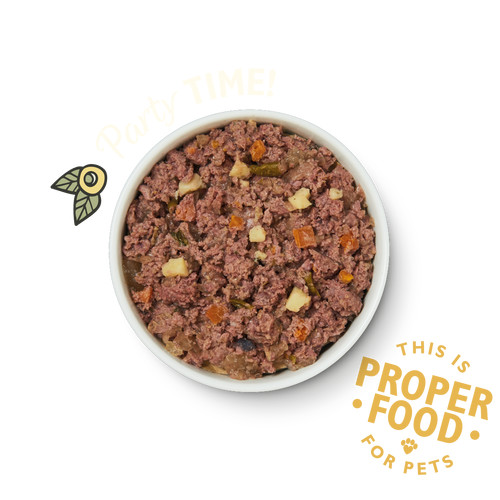 Lilys Kitchen English Garden Party Dog Food