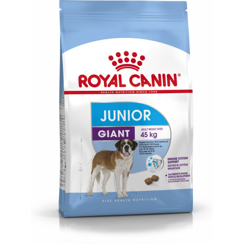 Royal Canin Giant Junior Dog Food