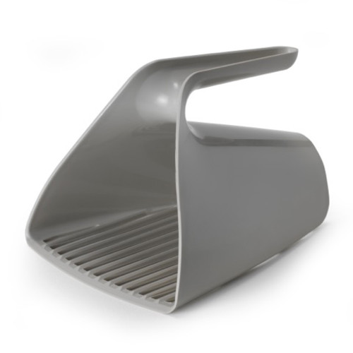 Sharples Pet Scoop & Sift Warm Grey Litter Scoop