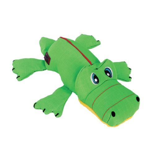 KONG Cozie Ultra Ana Alligator Dog Toy Ana Alligator