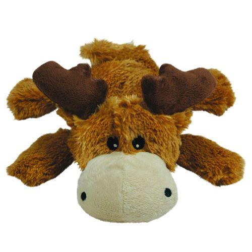 KONG Cozie Ultra Marvin Moose Dog Toy Marvin Moose