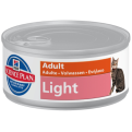 Hills Science Plan Feline Adult Light Canned