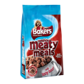Bakers Complete Meaty Meals Beef Adult Dog Food