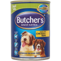 Butchers Chunks in Jelly Chicken & Tripe Mix Dog Food