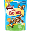 Bakers Mini Bones Chicken Dog Treat