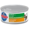 Hills Science Plan Kitten Chicken Canned