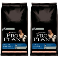 PRO PLAN Salmon & Rice Sensitive Skin Senior 7+ Dog Food
