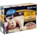 HiLife Tempt Me! Pouch Chicken in Jelly Adult Cat Food