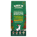 Lilys Kitchen Turkey with Cranberry Christmas Dog Treats