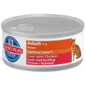 Hills Science Plan Feline Adult Chicken & Liver Canned