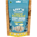 Lilys Kitchen Truly Natural Fish Skin Dog Treats