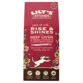 Lilys Kitchen Rise & Shines Beef Liver & Fresh Carrots Baked Dog Treats