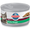 Hills Science Plan Feline Adult Perfect Weight Canned