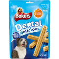Bakers Dental Delicious Chicken Dog Treats